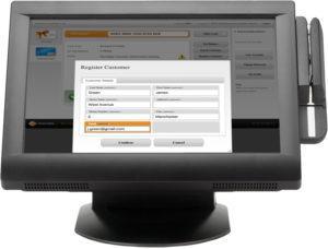 merchant web terminal scan'r