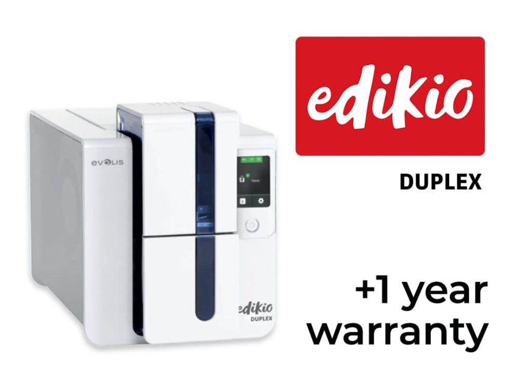 Edikio Duplex 1 Year Warranty Extension