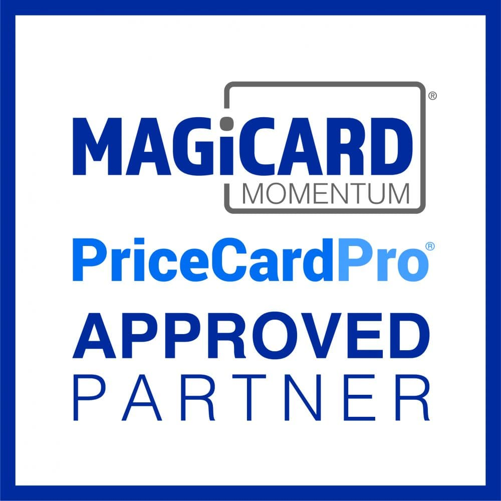 PriceCard Pro approved partner reseller status