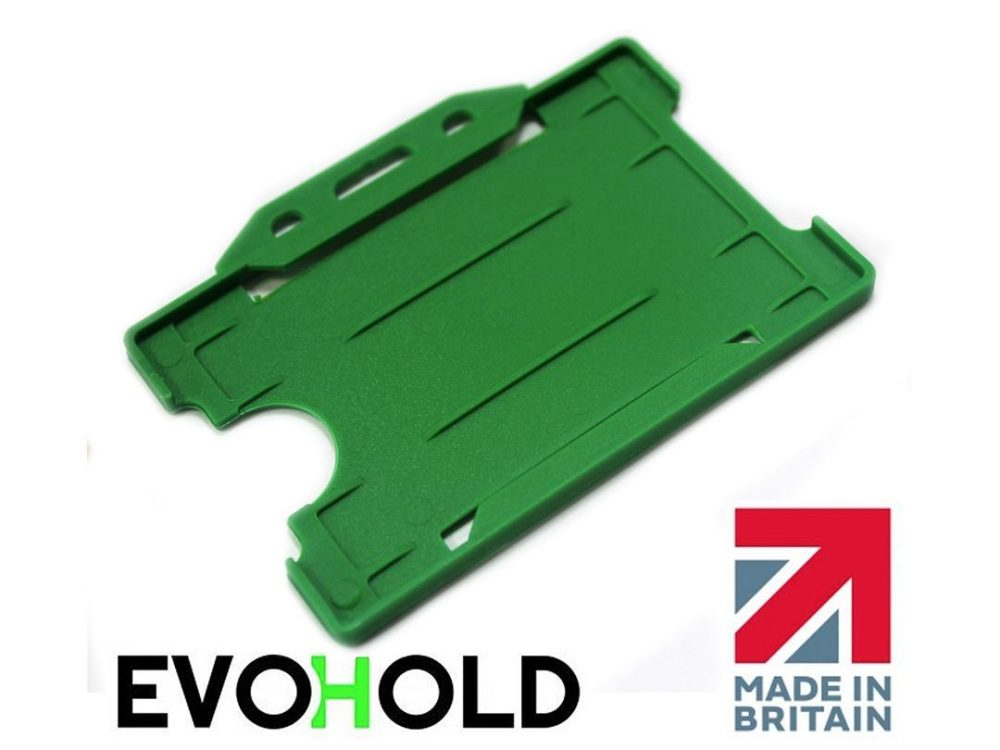 light green card holder