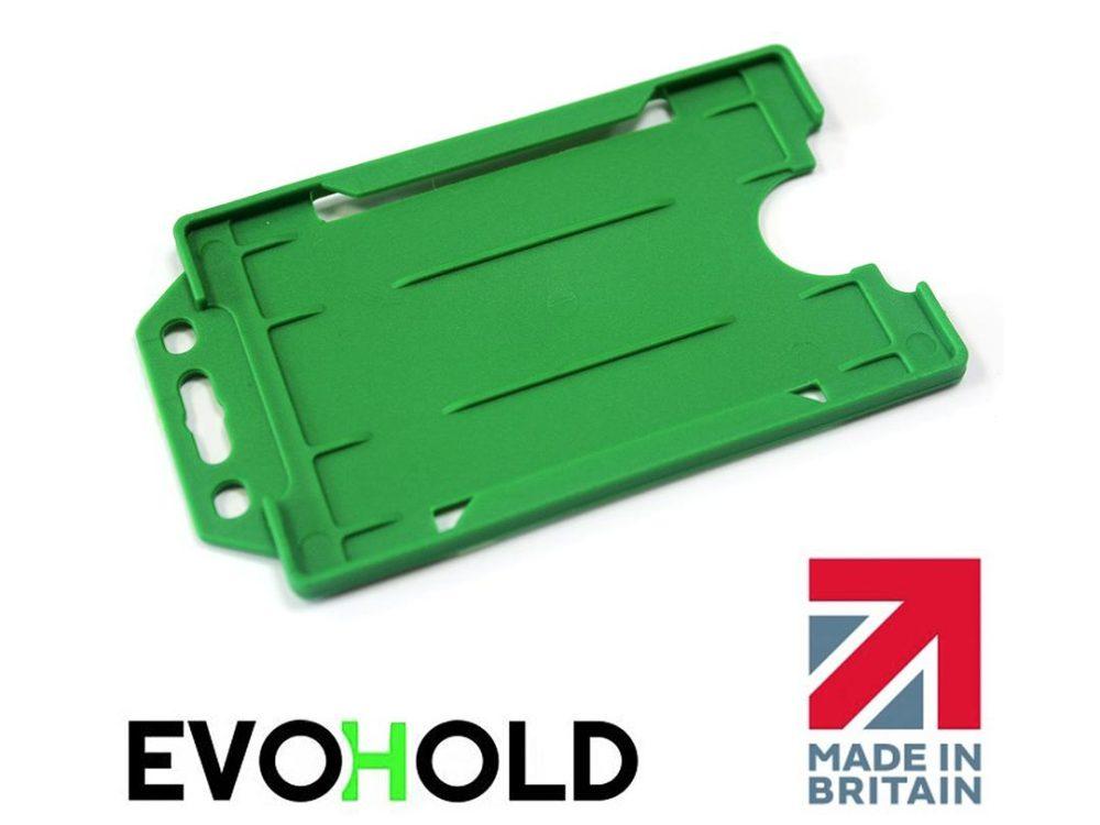 light green card holder