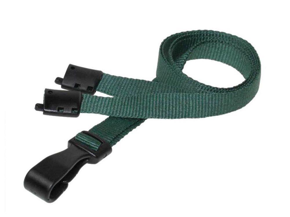 10mm green lanyard
