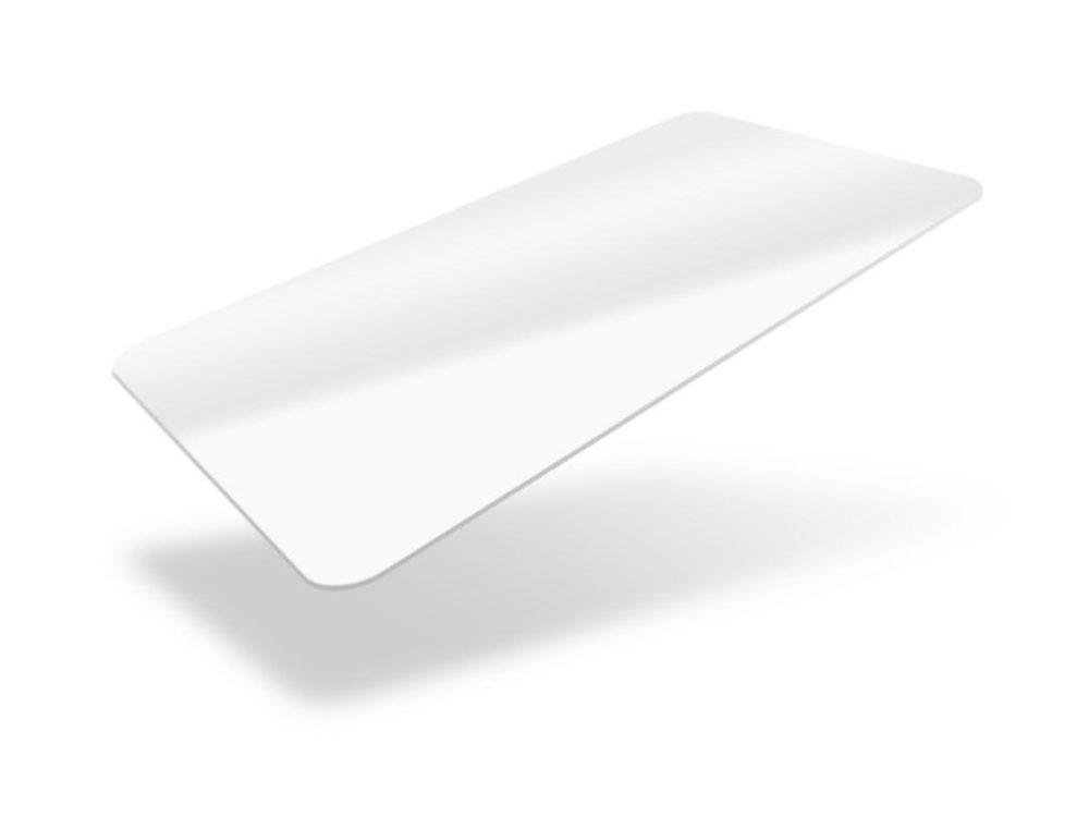 white fotodek card