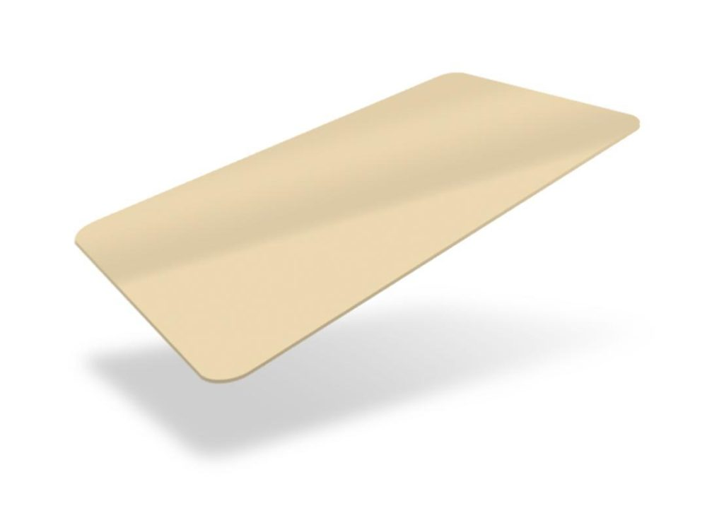 cream card