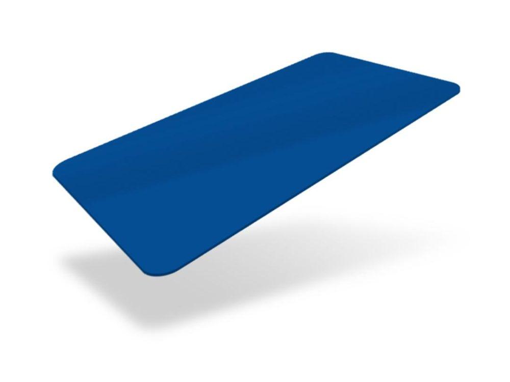 mid blue fotodek card