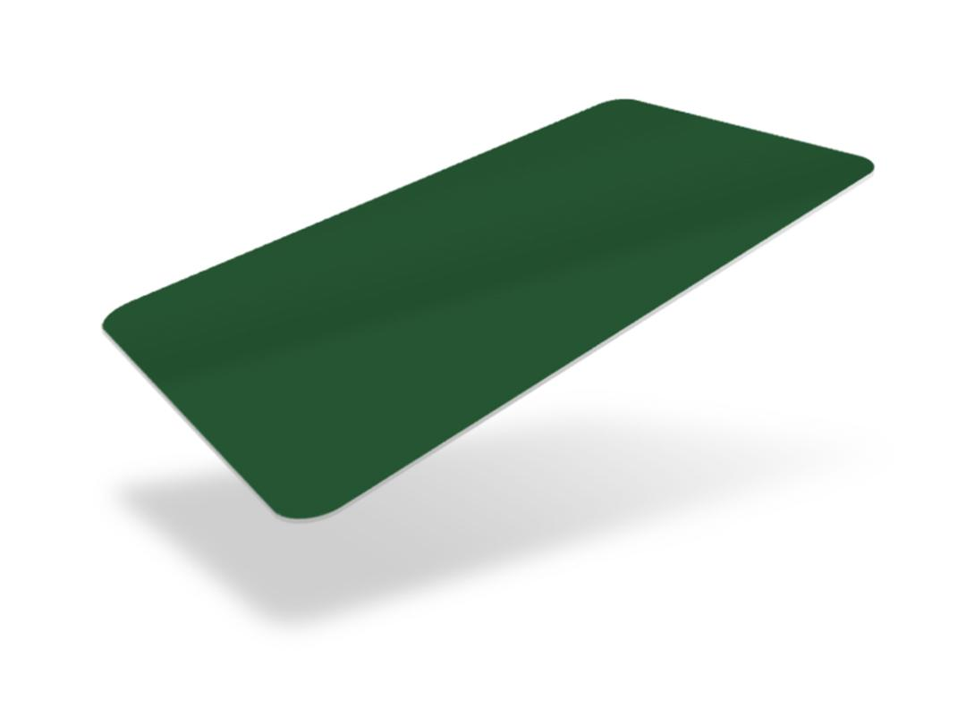forest green card