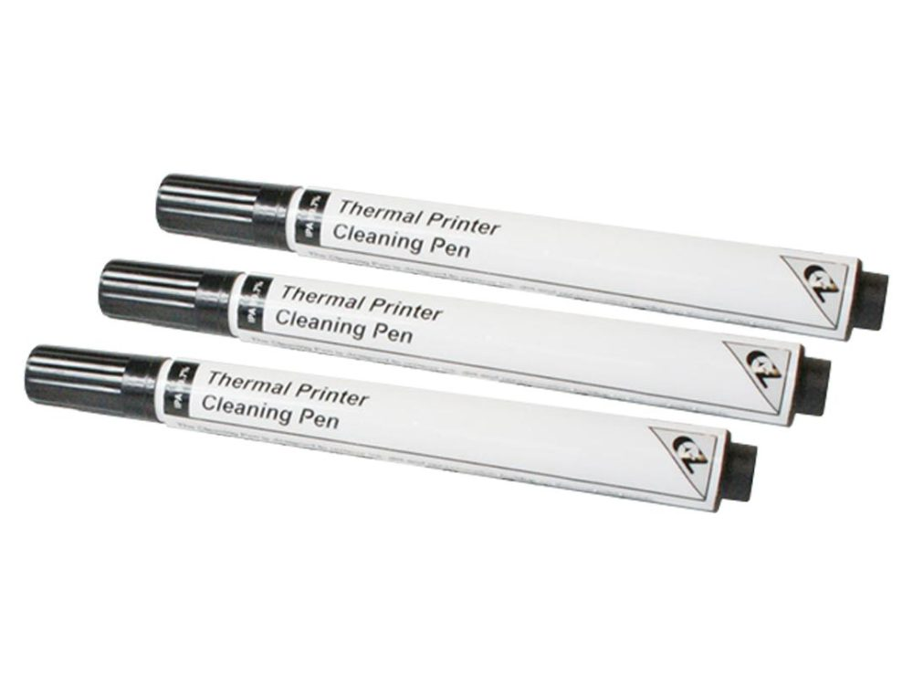 3 evolis cleaning pens