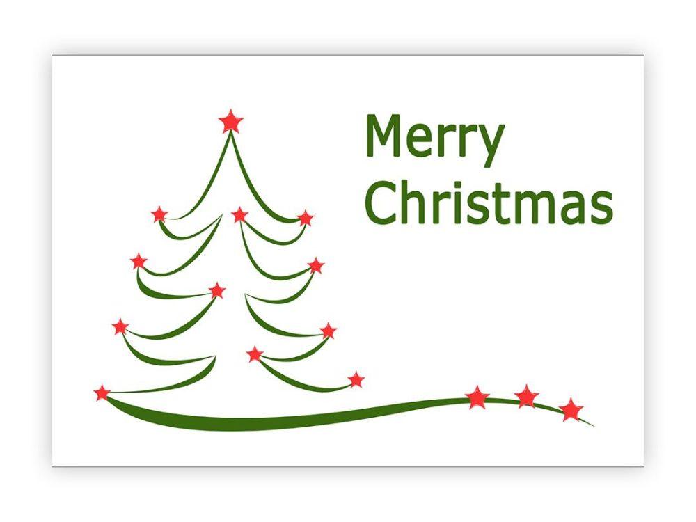 christmas gift card