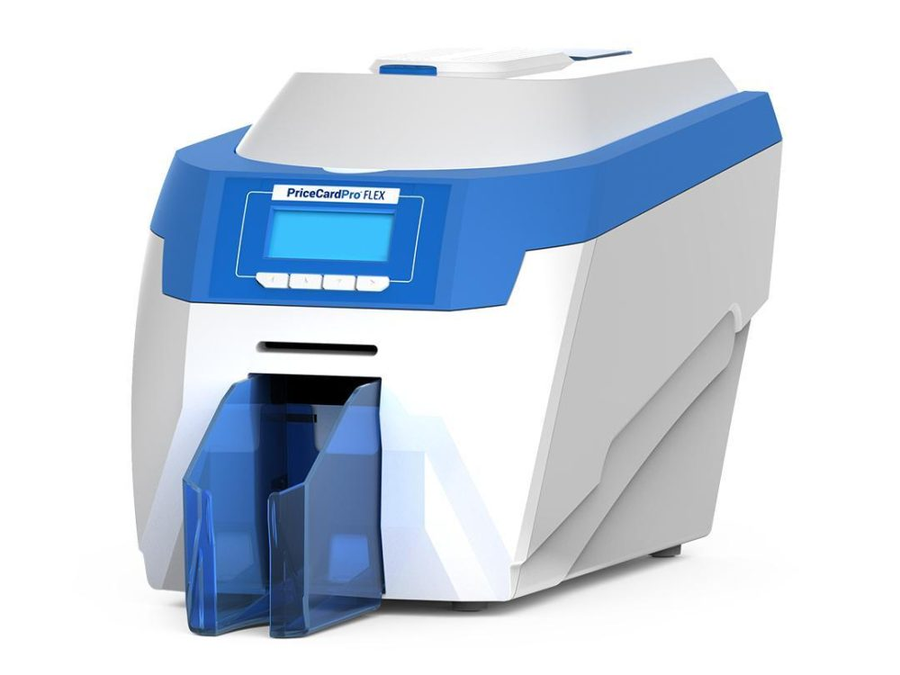 pricecardpro flex printer