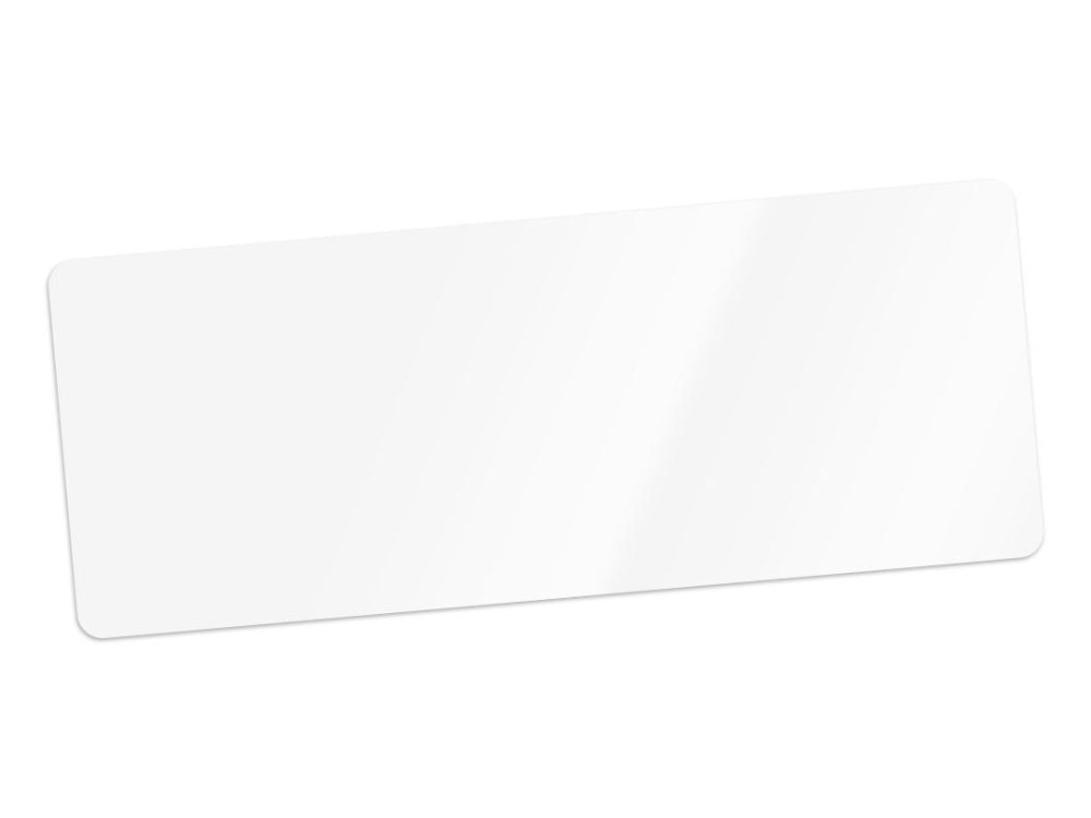 white blank cards
