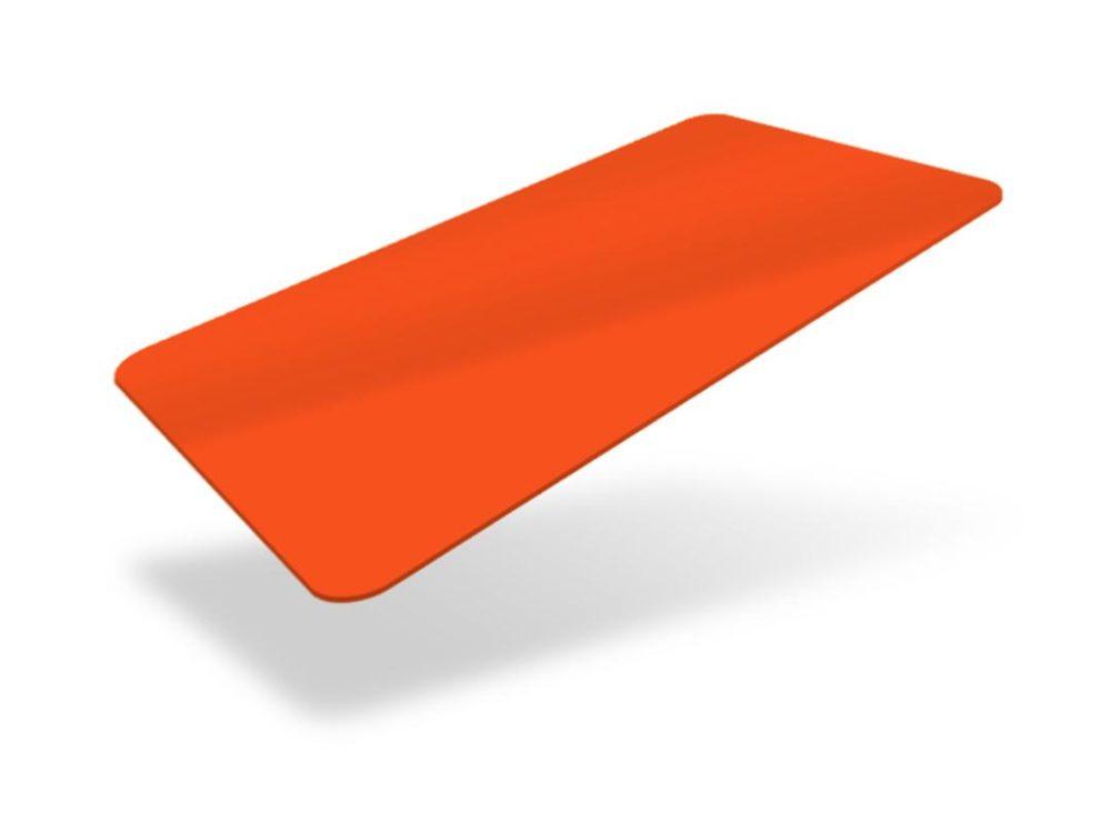 orange fotodek blank cards
