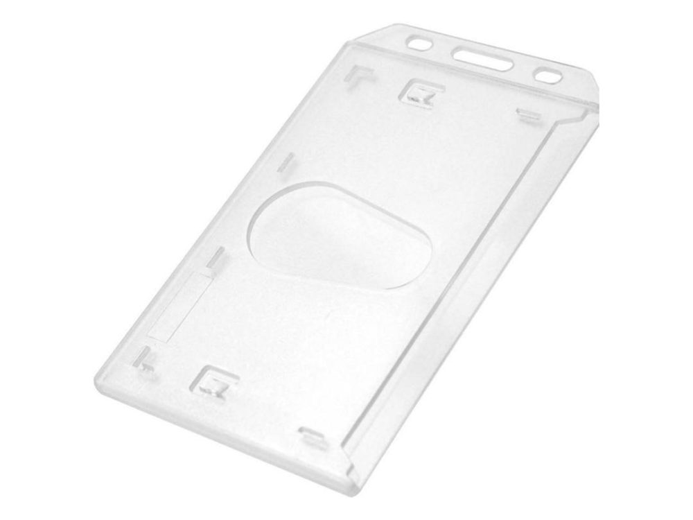 anti scratch enclosed card holder