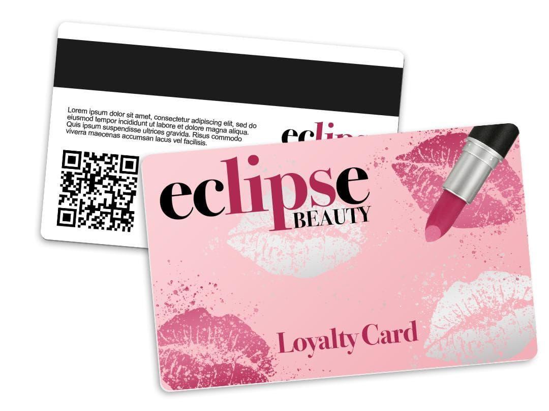 eclipse beauty loyalty card