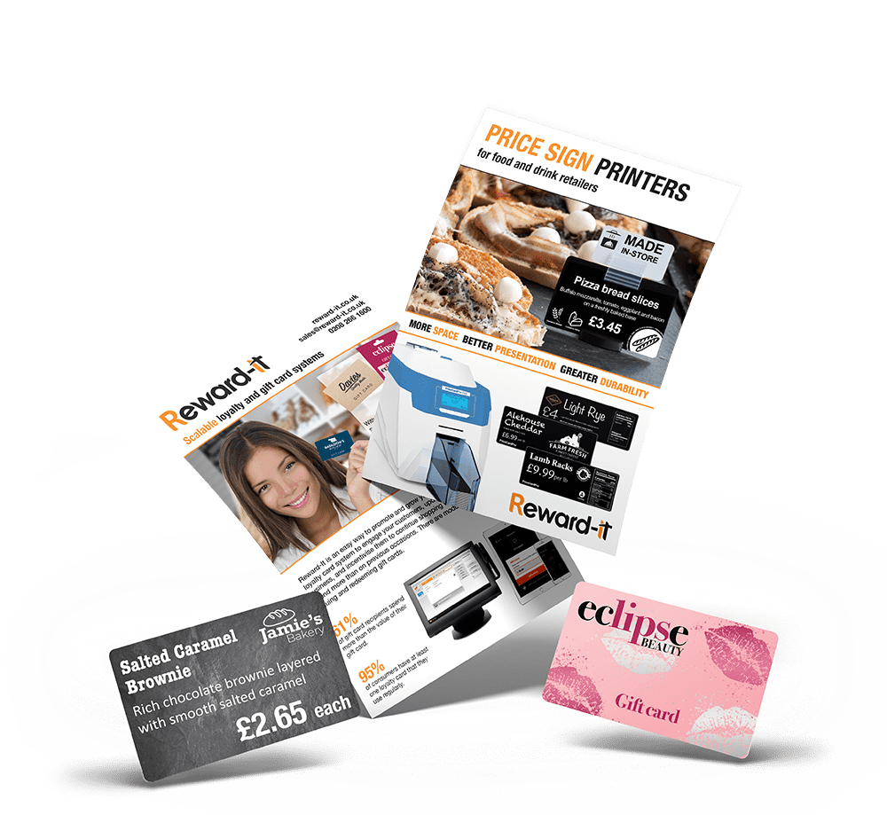 Reward-It reseller marketing support materials