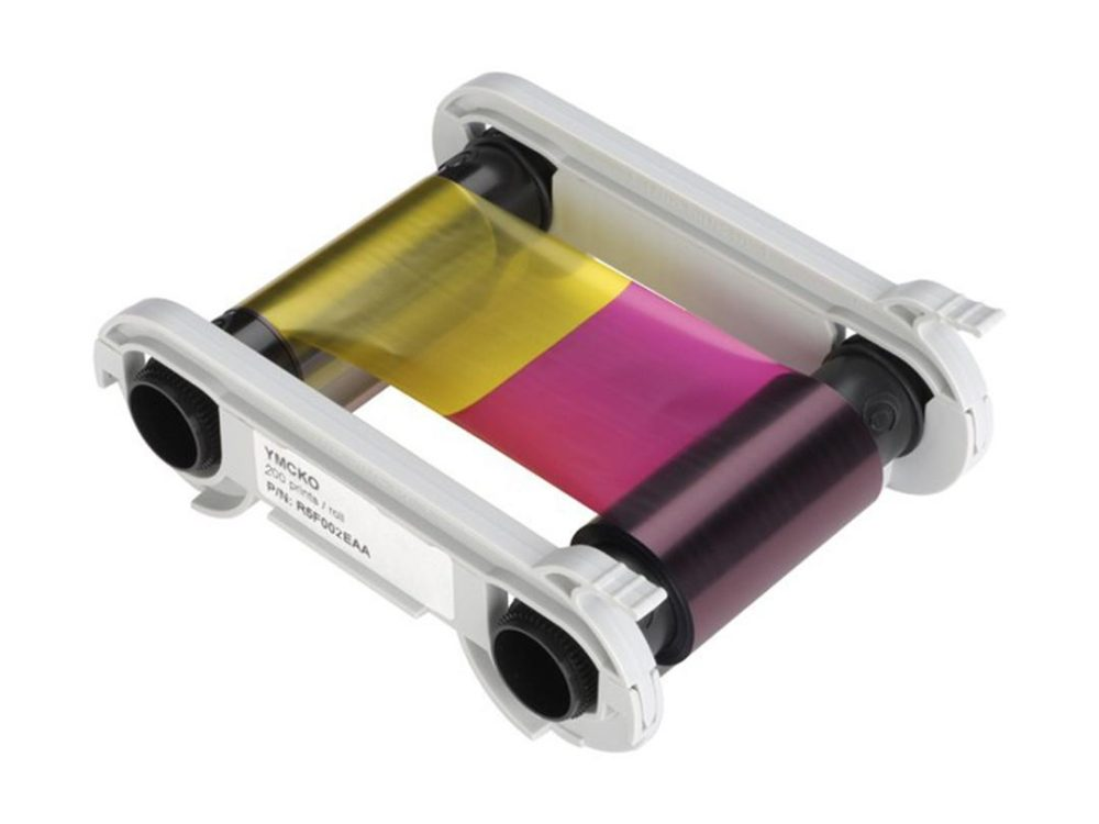 edikio ymcko colour printer ribbon