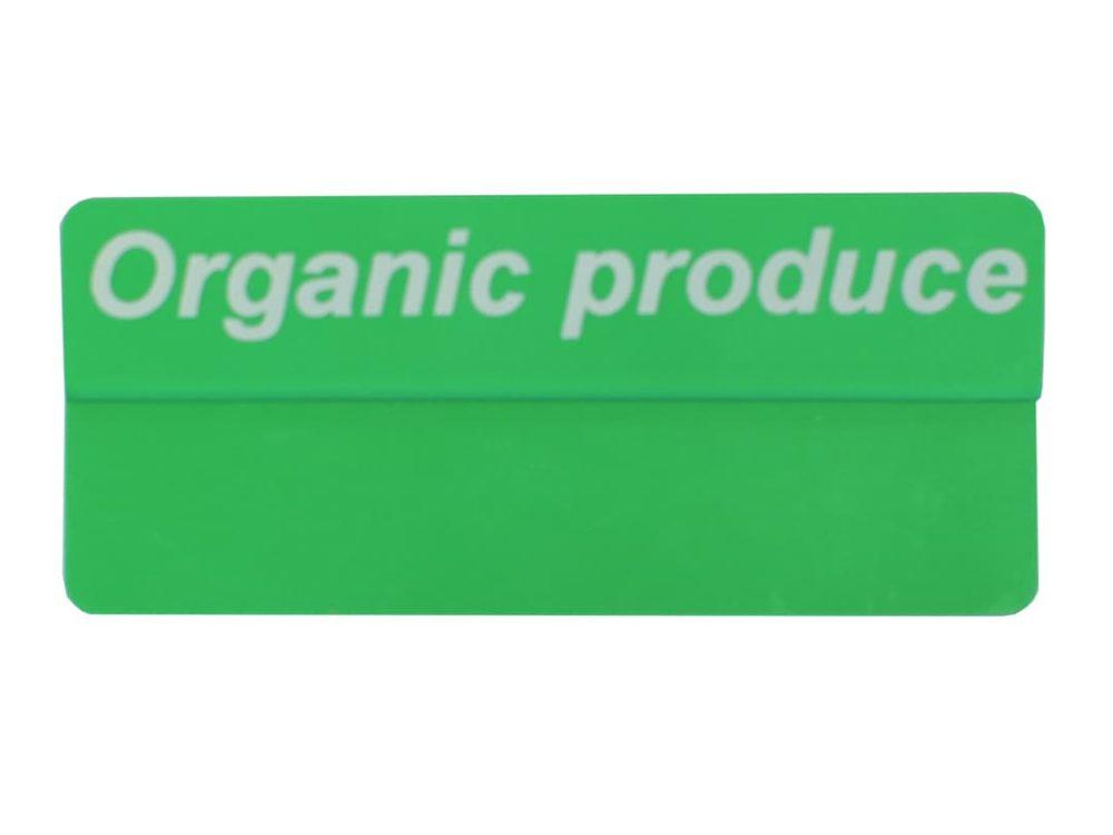 Organic Produce Topper