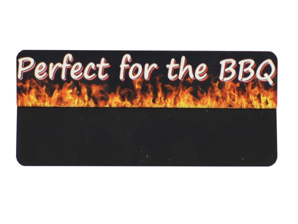 Perfect for the BBQ Topper