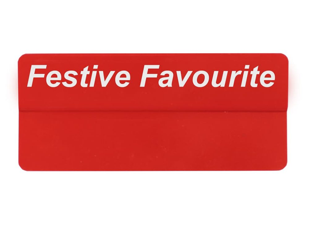 Festive Favourite Topper