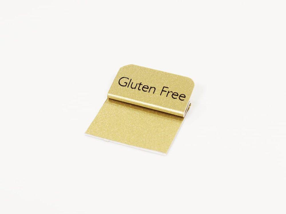 Gluten Free Tag