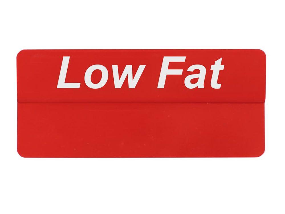 Low Fat Topper