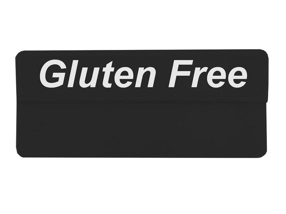 Gluten Free Card Topper