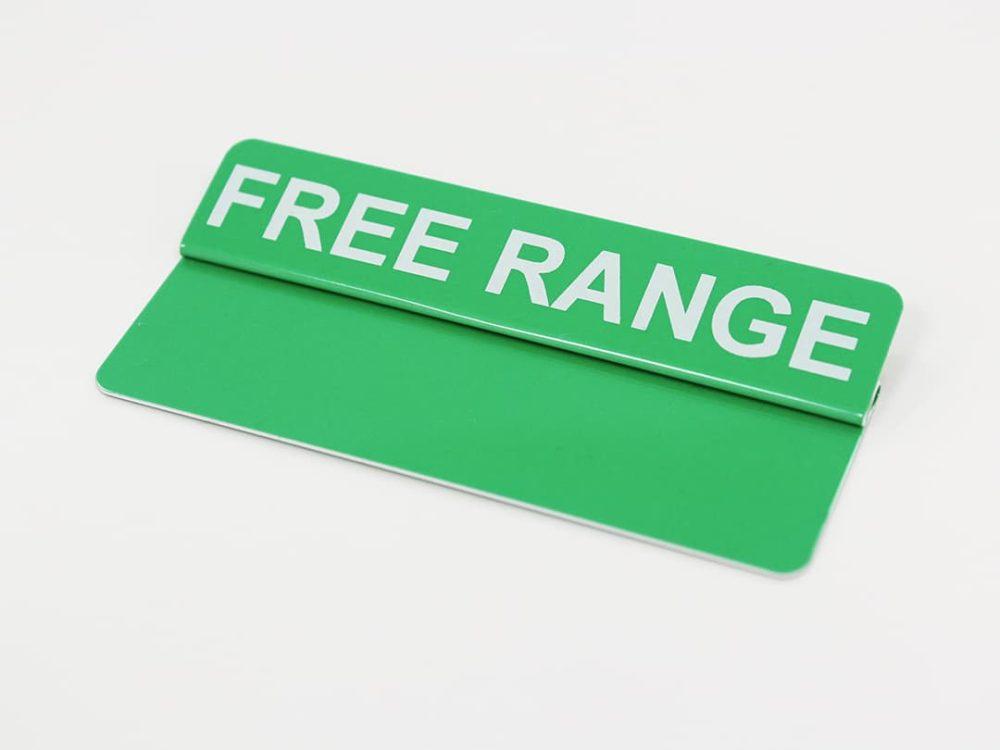 Free Range Topper