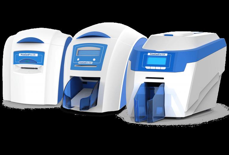 PriceCardPro Printer Range