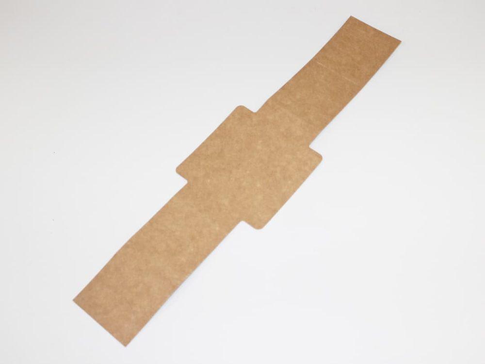 Flatpacked square quick lock sleeve