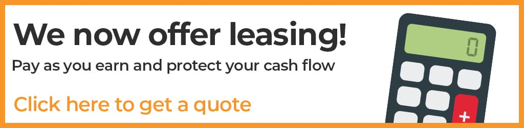 Spread the cost with monthly payments through Reward-It leasing