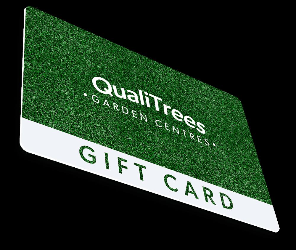 Garden centre gift card