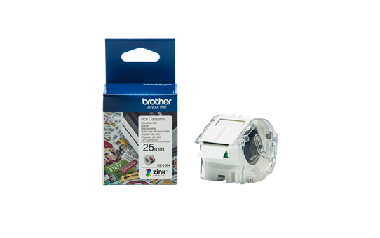 Brother 25mm continuous label roll