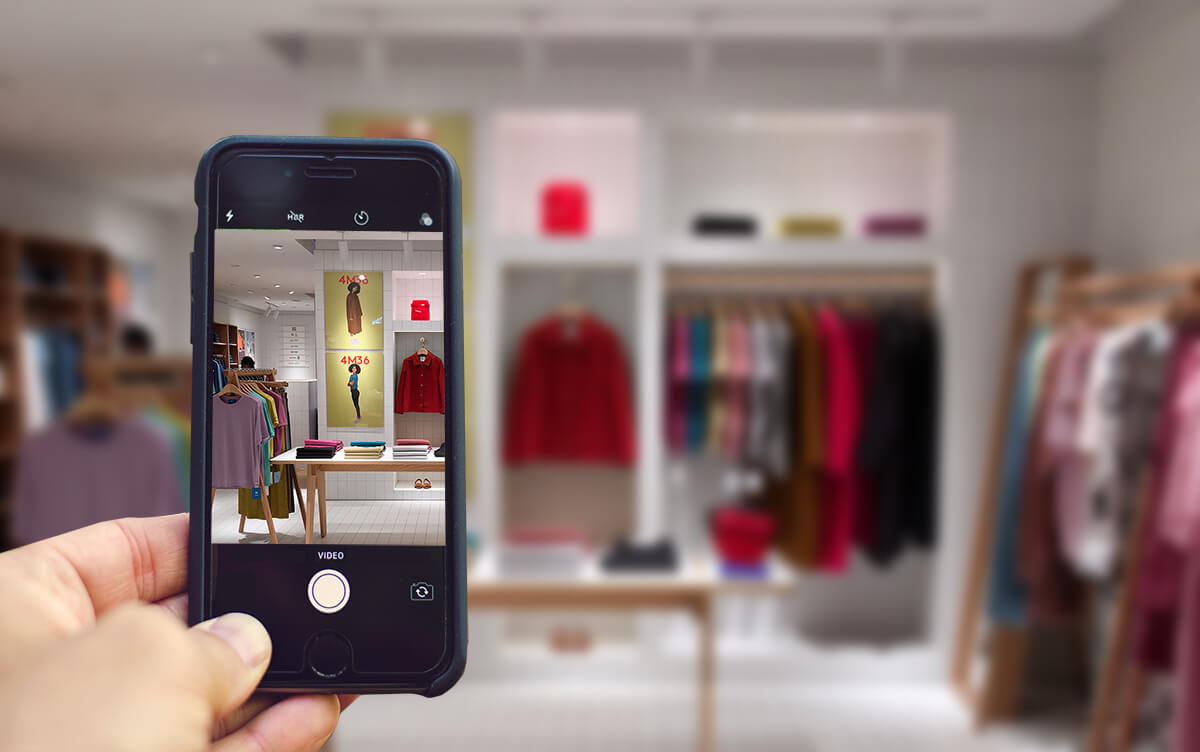 Create an appealing video of your shop