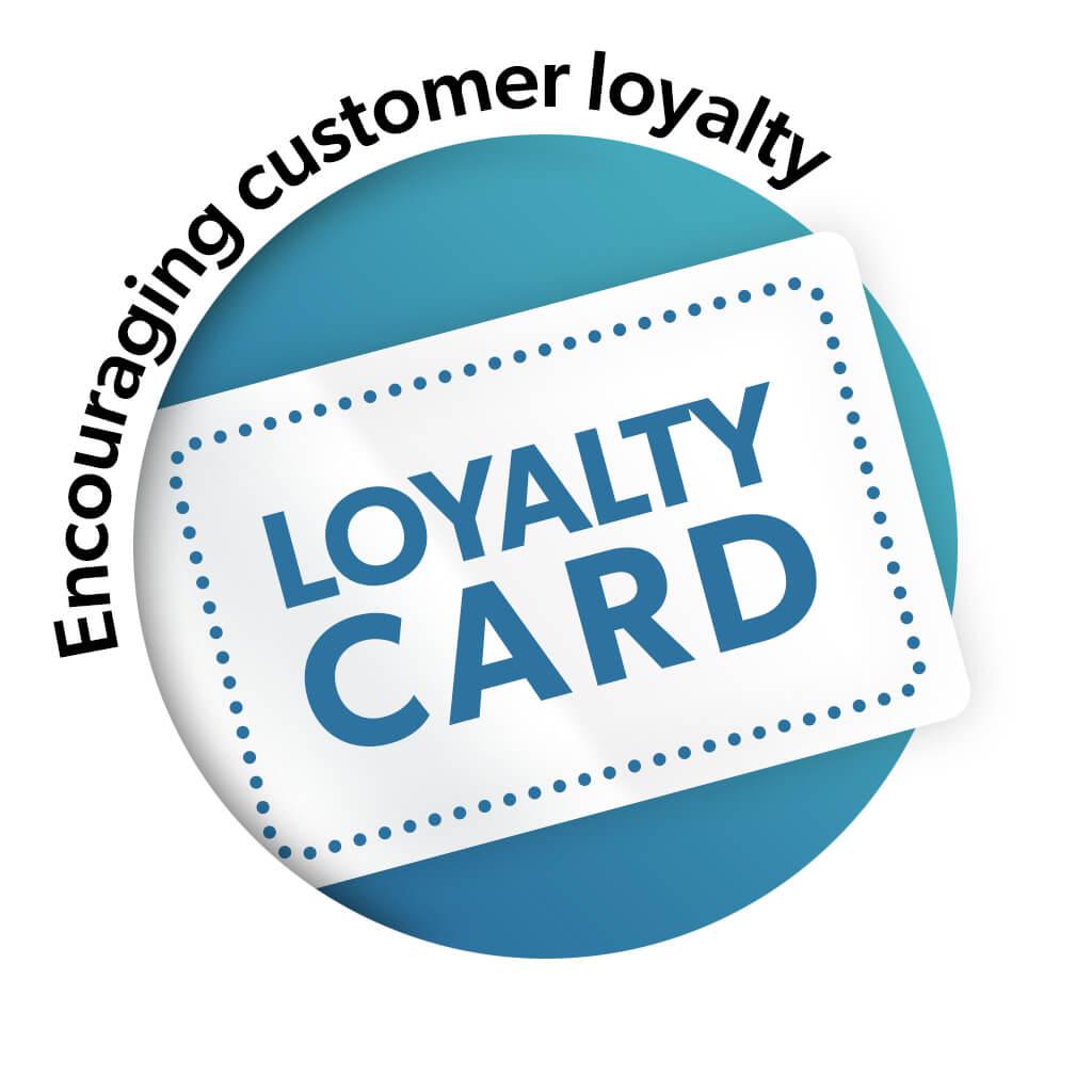 Encouraging customer loyalty to maintain footfall