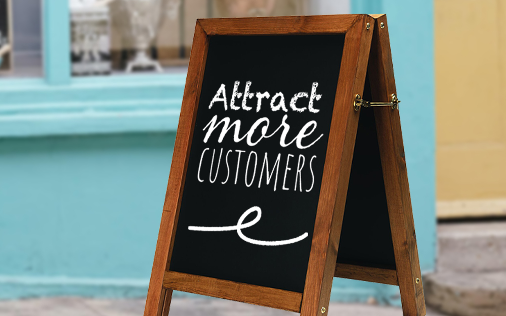 Boost Retail Sales with Marketing Outside Your Store