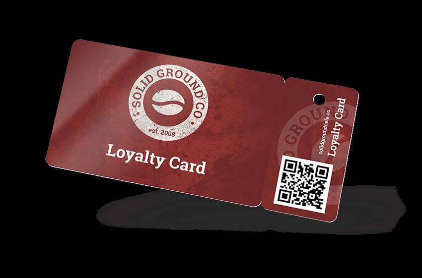 Loyalty Card Combi Card