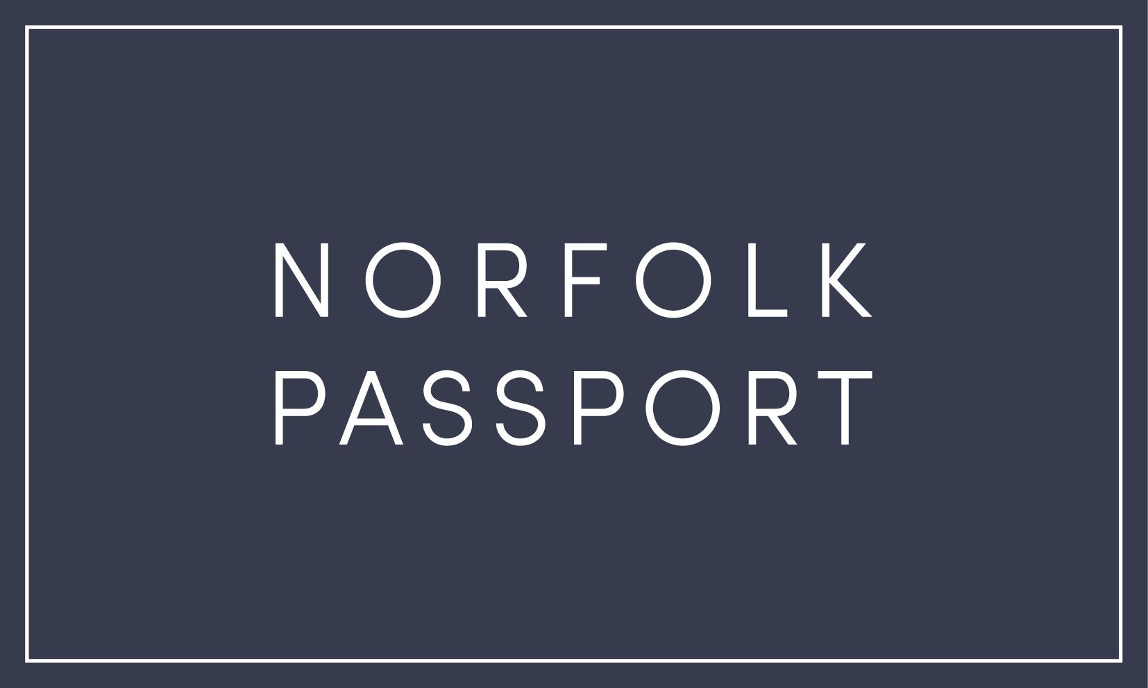 Norfolk Passport