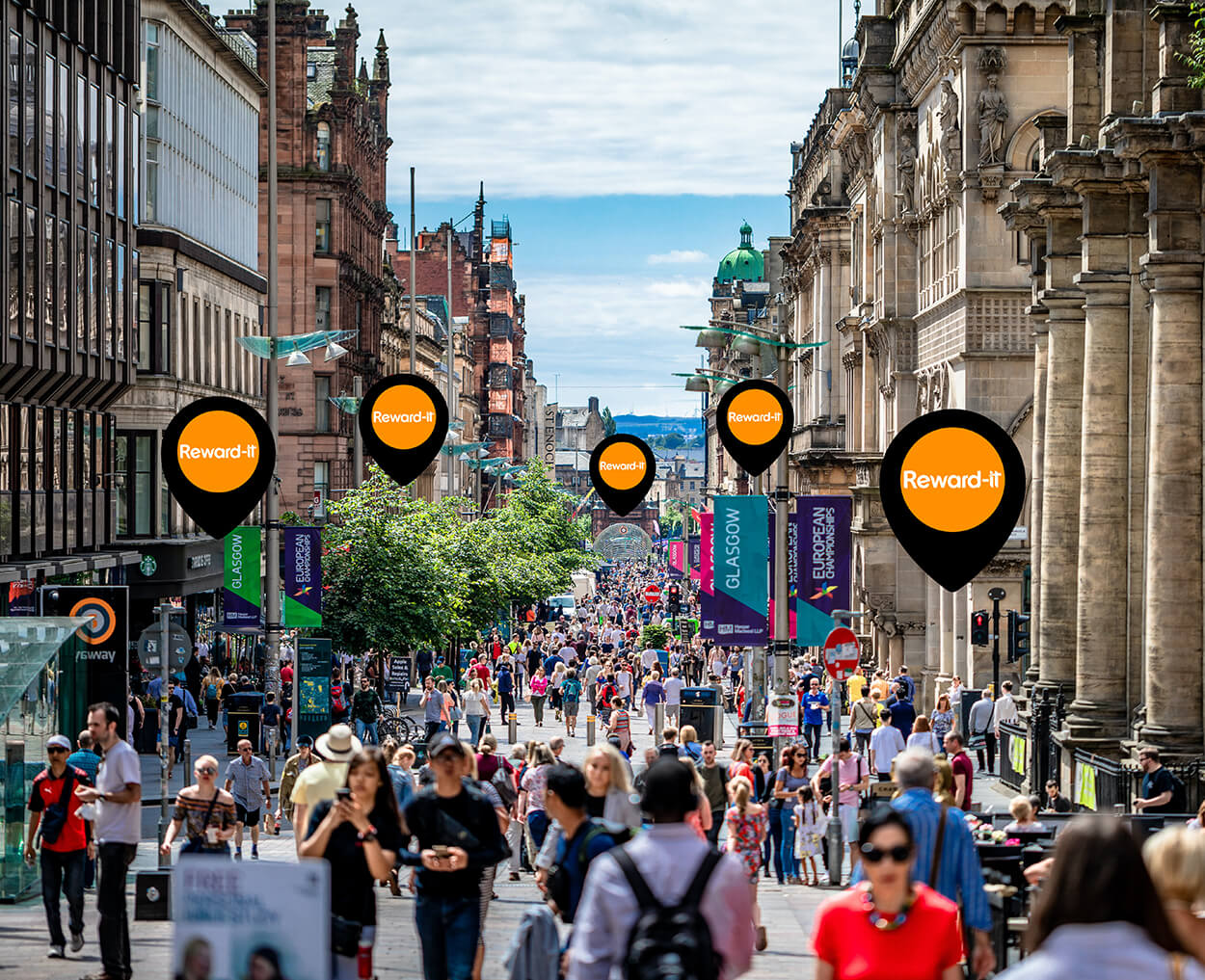 High street shops involved in town loyalty scheme