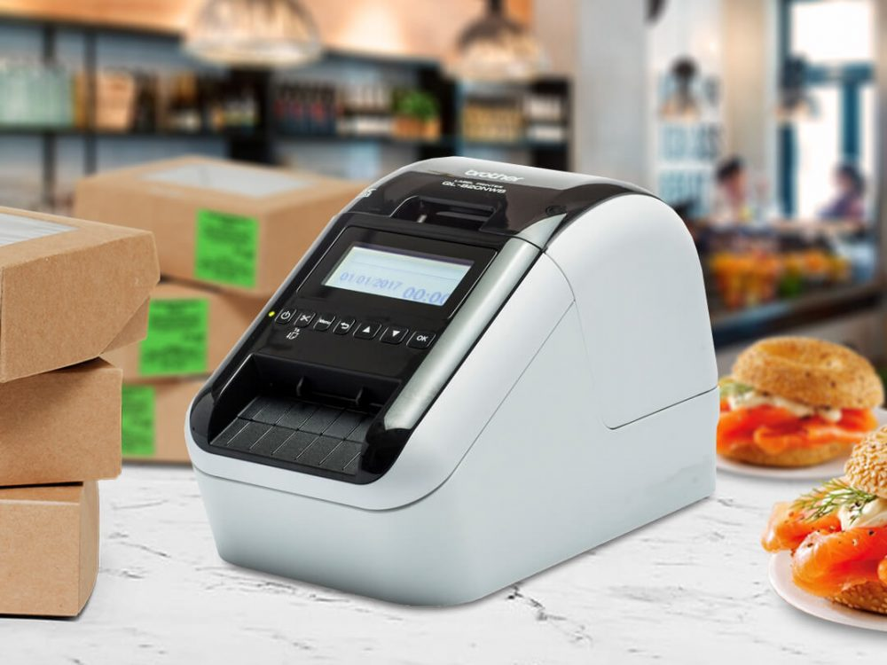 Label printer by PPDS