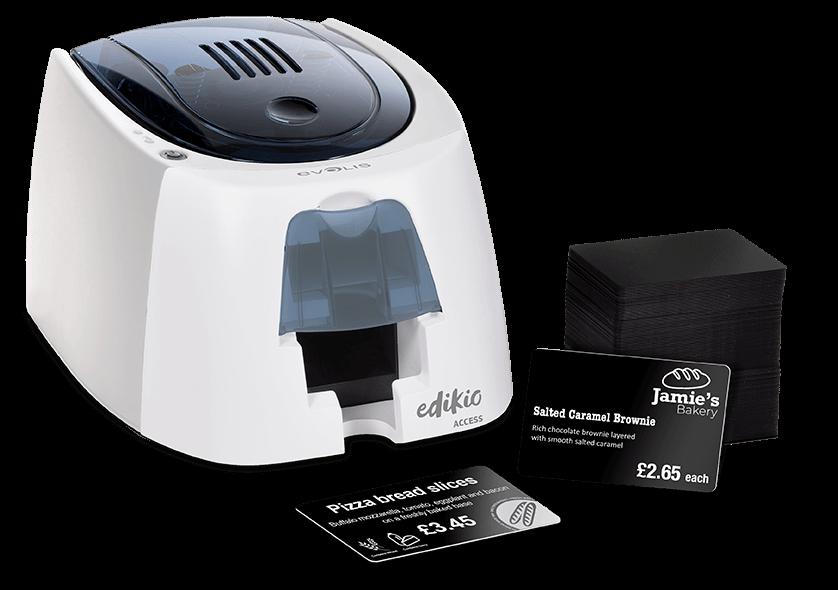 Edikio Access printer for bakeries
